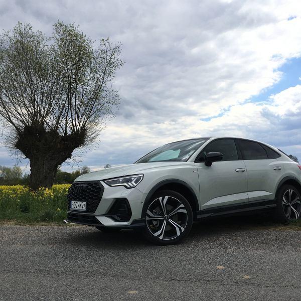Audi Q3 Sportback w naszym teście
