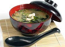 Zupa miso shiro - ugotuj