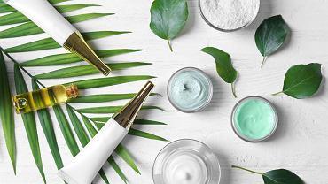 Kosmetyki z ekstraktami roślinnymi