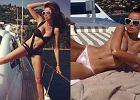 """Natalia Siwiec na wakacjach. Pozuje bez góry od bikini. """"Nic nie pokażę!"""""""