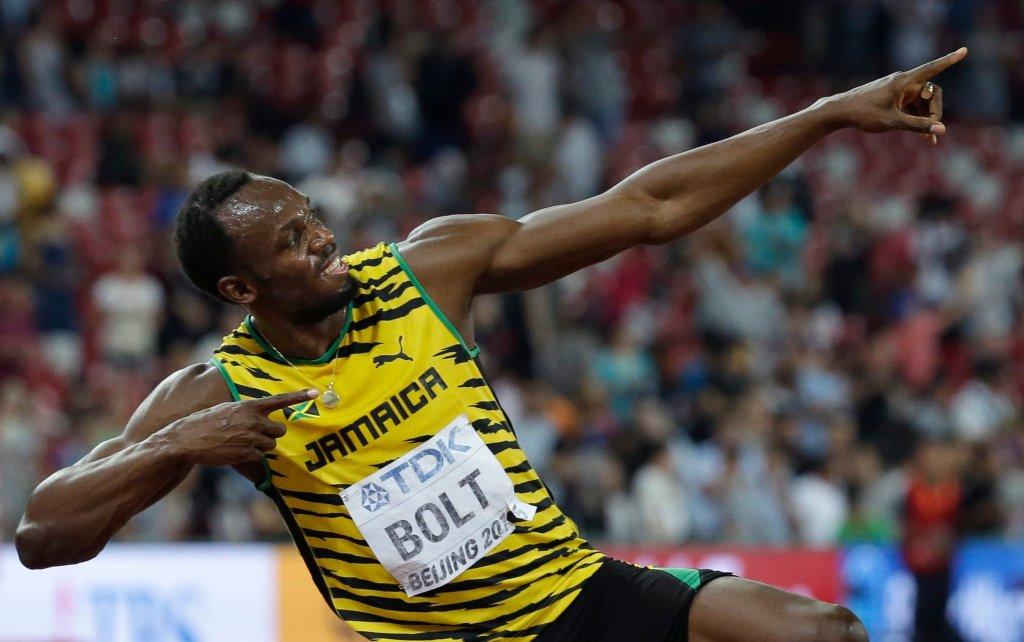 Usain Bolt, MŚ w Pekinie