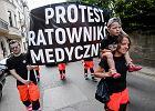 Czy będzie strajk ratowników medycznych? Minister zdrowia obiecuje zmianę ustawy i podwyżki