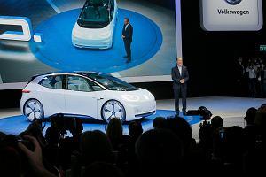"""Międzynarodowy Salon Samochodowy w Paryżu: Volkswagen pokazał """"rewolucyjnego elektryka"""""""
