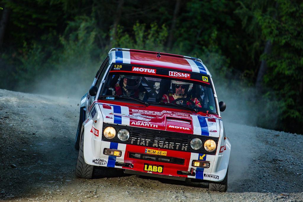 Miernik/Leśnik M&C Historic Rally Team