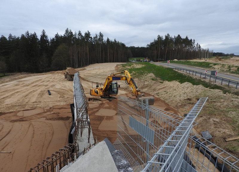 Budowa drogi ekspresowej S5 na odcinku Ornowo - Wirwajdy