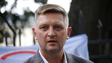 Andrzej Rozenek zagłosował inaczej niż klub Lewicy: To była forma protestu