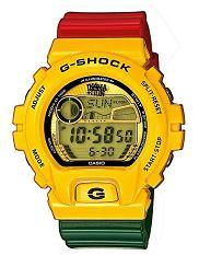 Casio prezentuje nowe zegarki G-Shock, Casio prezentuje nowe zegarki G-Shock. Model GLX-6900XA-9ER. Cena: 449 zł, casio, moda męska, zegarki, survival