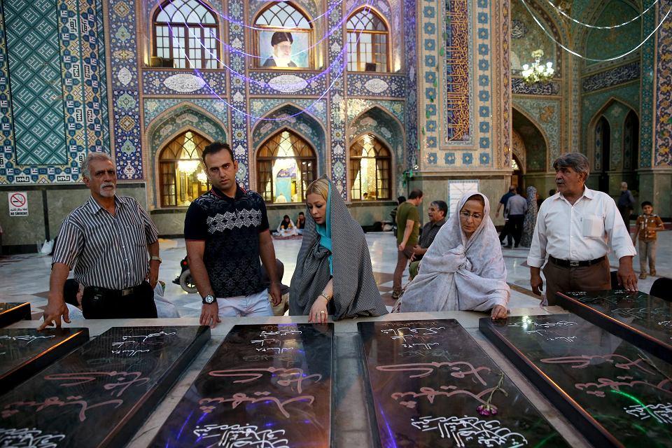 Boom Na Iran Turystyczny