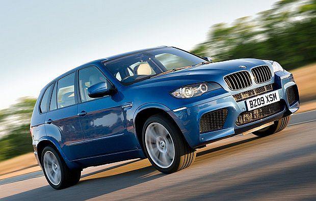 BMW chciało stworzyć konkurencję do takich modeli jak MB ML63 AMG czy Porsche Cayenne Turbo S