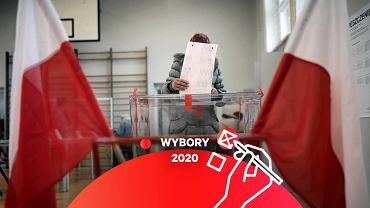 Wybory 2020. zdjęcie ilustracyjne.