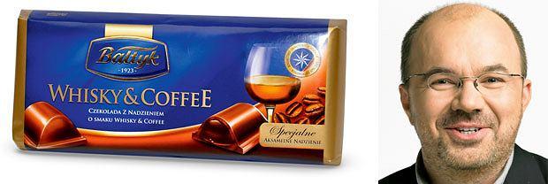 testowane matuszewskim, Testowane Matuszewskim: nowości smaczne i ohydne, Bałtyk, czekolada nadziewana, cena: 150 g - 3,59 zł