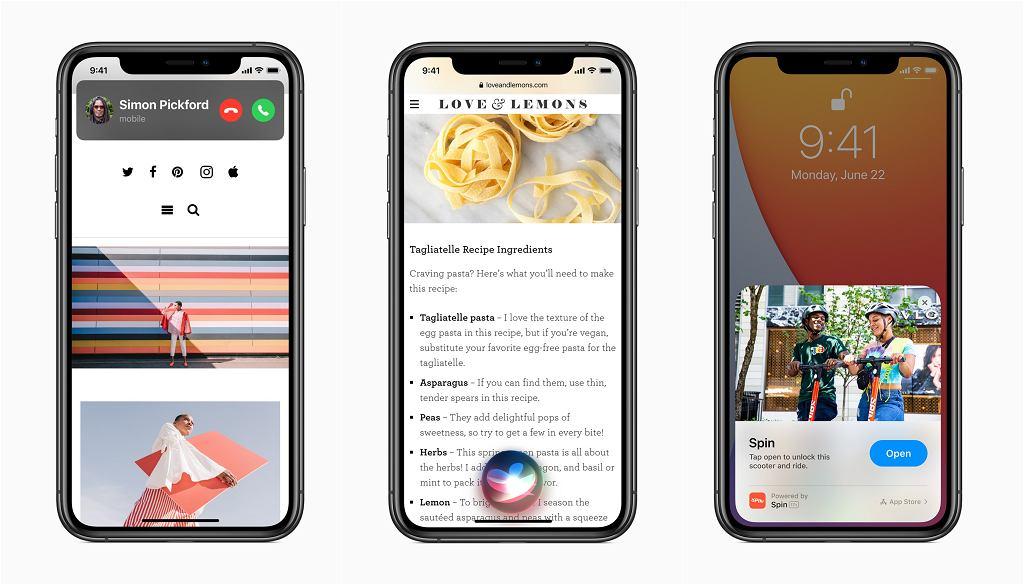 Nowości w iOS 14