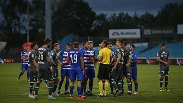 Ekstraklasa, piłka nożna. Wisła Płock - Lechia Gdańsk 1:0
