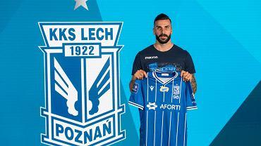 Mikael Ishak nowym piłkarzem Lecha Poznań