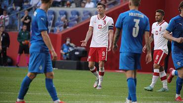 8.06.2021, Poznań, mecz towarzyski Polska-Islandia