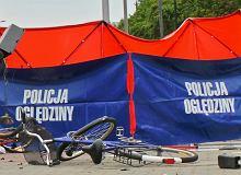 Pijany kierowca zabił 14-letniego rowerzystę w Sichowie Dużym