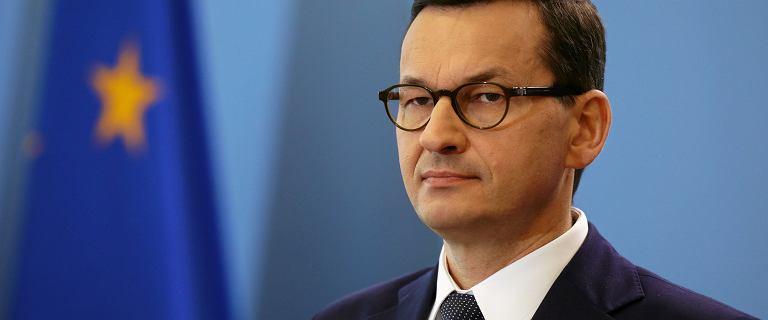 Morawiecki na konwencji PiS w Toruniu: Chętnie dyskutowałbym z opozycją na programy