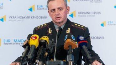 Wiktor Mużenko, szef ukraińskiego sztabu generalnego: Mamy dowody na to, że Rosjanie walczą na Ukrainie