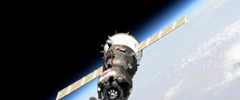 Nieudane dokowanie Sojuza do Międzynarodowej Stacji Kosmicznej