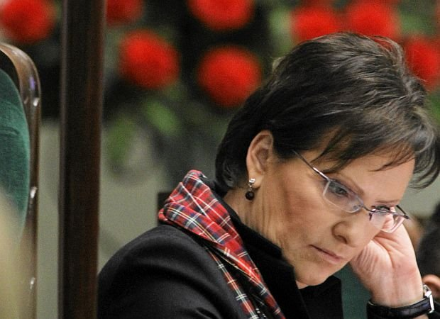 Sejm. Marszałek Ewa Kopacz