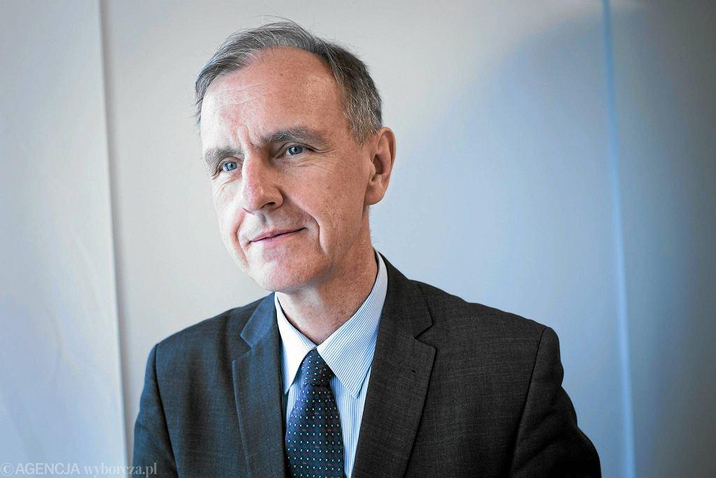 Bogdan Klich, senator PO