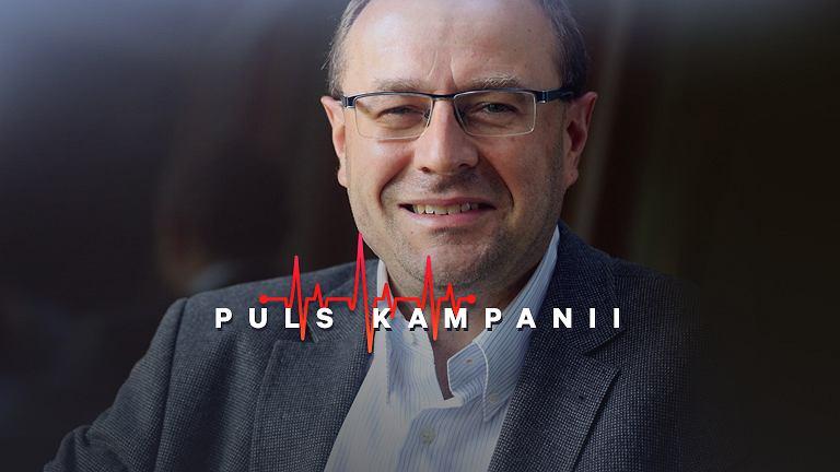 Politolog prof. Antoni Dudek