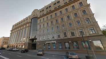 Ukraina. Mężczyzna grozi bombą w banku w centrum Kijowa. Trwają negocjacje