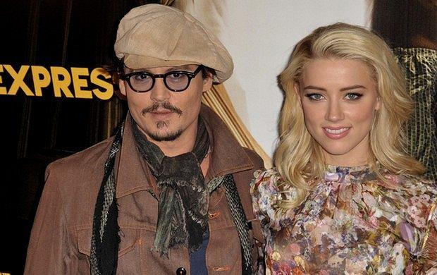 Johnny Depp i Amber Heard.