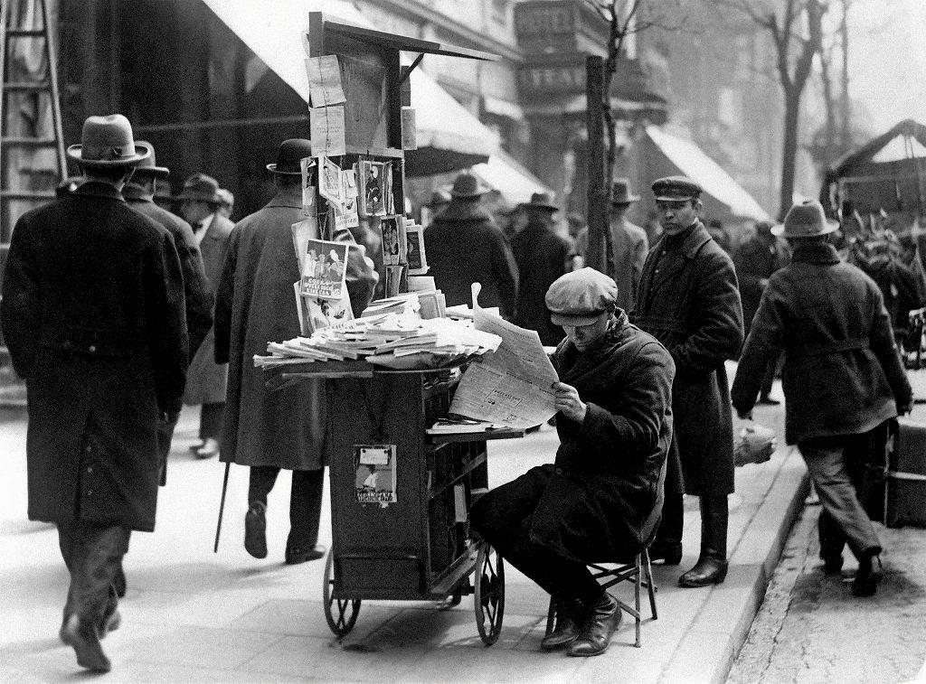 'Odzyskana. Fotoreportaż z Warszawy 1918-1939' / KONCERN ILUSTROWANY KURIER CODZIENNY