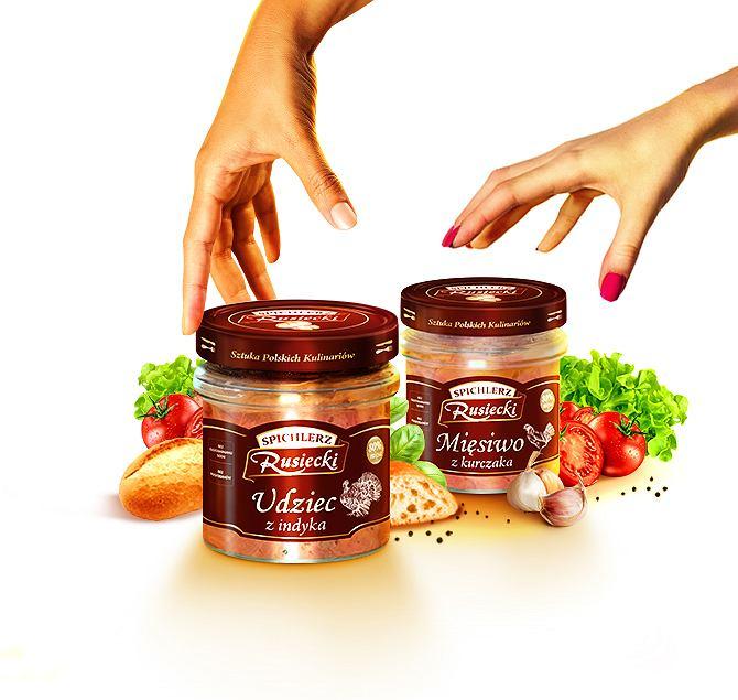 Produkty drobiowe marki Spichlerz Rusiecki