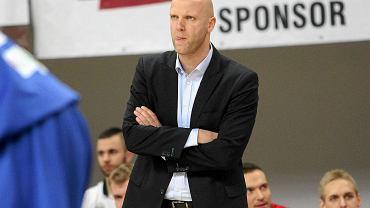TBV Start Lublin - AZS Koszalin 74:68. Trener lublinian Andrej Zakelj