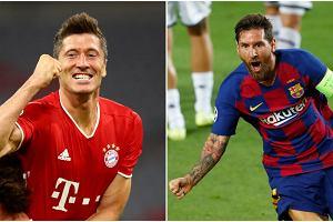 Robert Lewandowski wzorem dla Leo Messiego. Imponujące