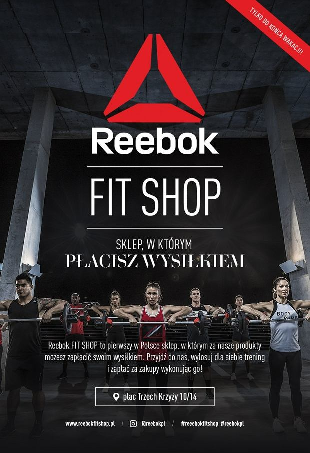 Reebok Fit Shop