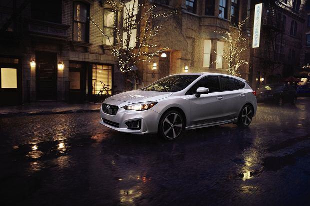 Subaru publikuje cennik Imprezy z mniejszym silnikiem
