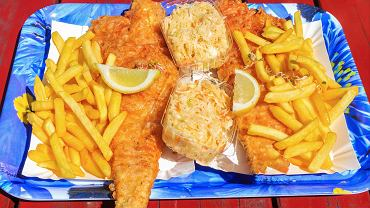 Smażona ryba