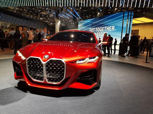 BMW Concept 4. Możesz się bulwersować, ale musisz przywyknąć