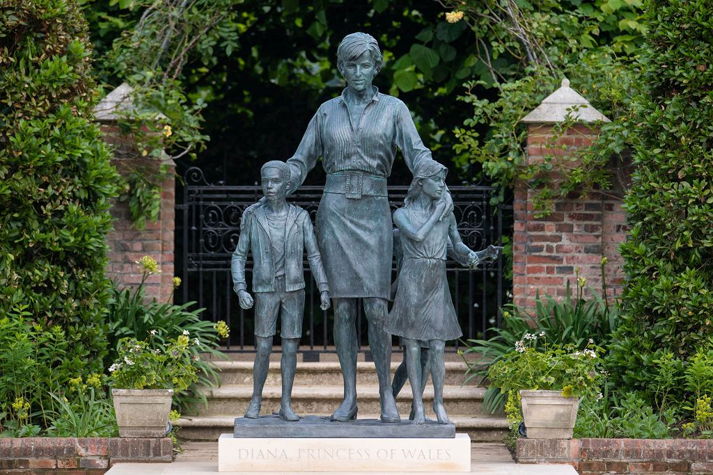 księżna Diana pomnik