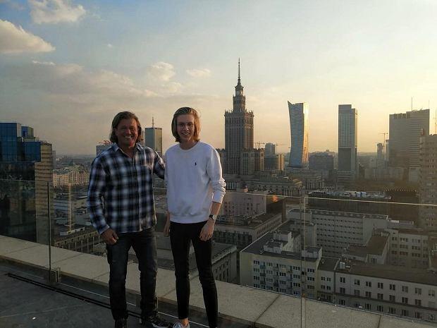 Jarosław Jakimowicz i Jovan Jakimowicz