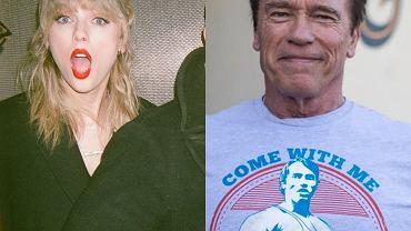Arnold Schwarzenegger i Taylor Swift