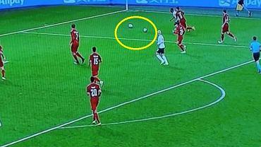 Skandal w meczu Anglii z Danią (2:1)