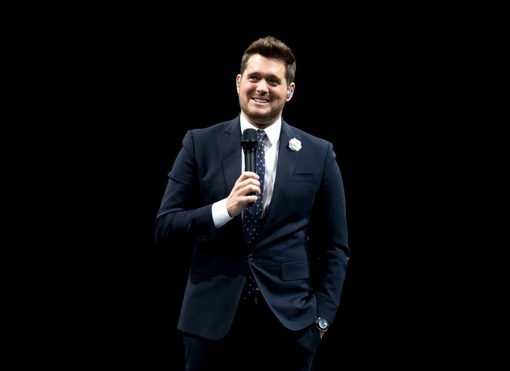 Michael Buble w Detroit