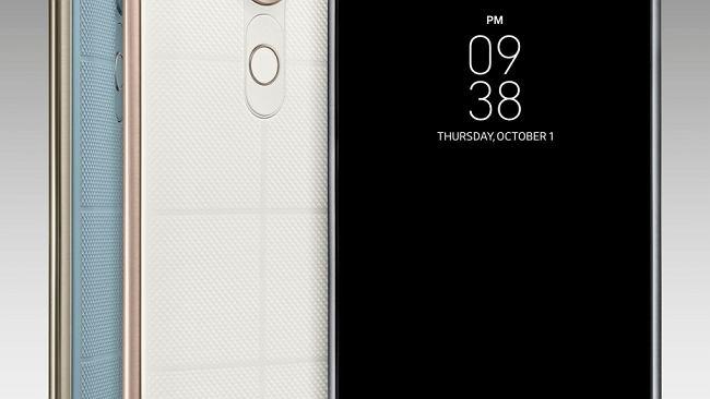 LG V10 - smartfon z dwoma wyświetlaczami z przodu. Tak, z dwoma