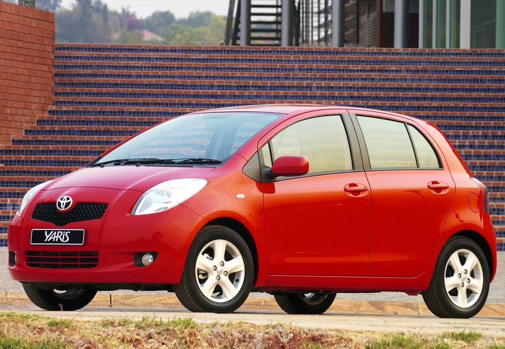 Toyota Yaris z 2005 r.