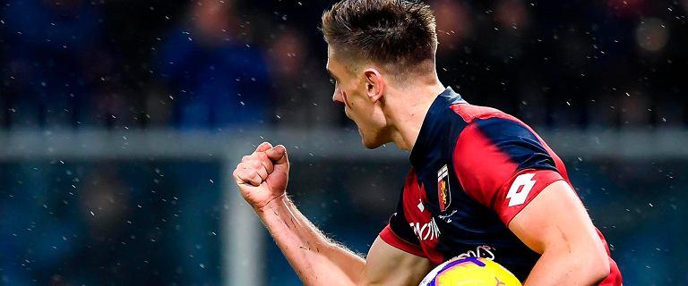 Krzysztof Piątek o krok od zmiany klubu. Genoa stawia warunki