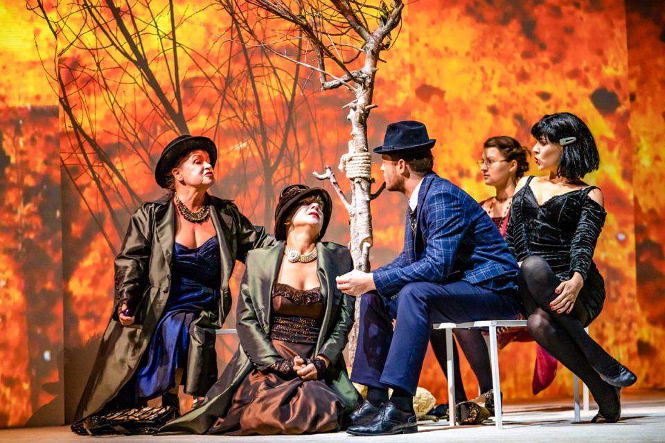 'Iwona, księżniczka Burgunda' Teatr im Wandy Siemaszkowej w Rzeszowie