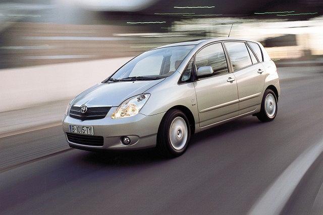 Toyota Corolla Verso (2001-2004)