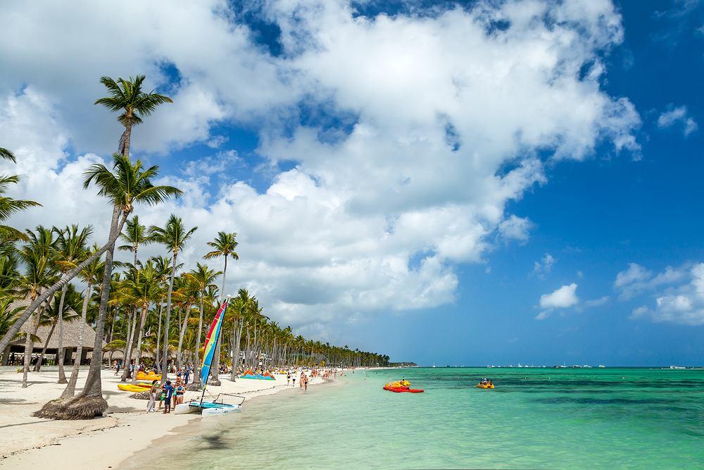 Punta Cana na Dominikanie