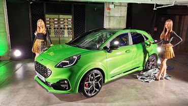 Ford Puma ST na polskiej premierze