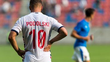 Tajemnicze słowa Lukasa Podolskiego. Co dalej? 'Nie mogę nic obiecać'