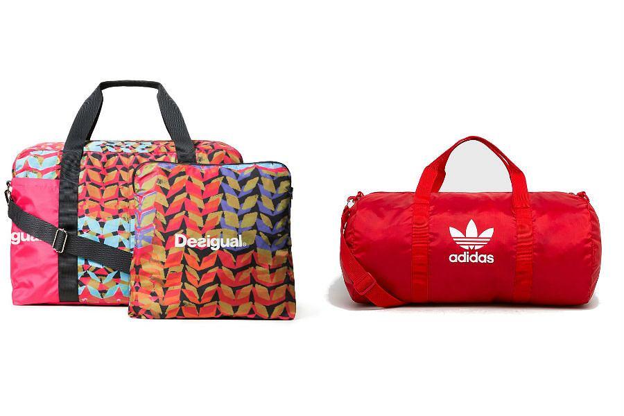 torby sportowe damskie przez ramię